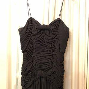 Oleg Cassini Black Tie Stunning Dress!!